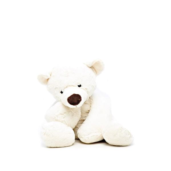 Медведь белый лежачий 7-43061-1 Gulliver