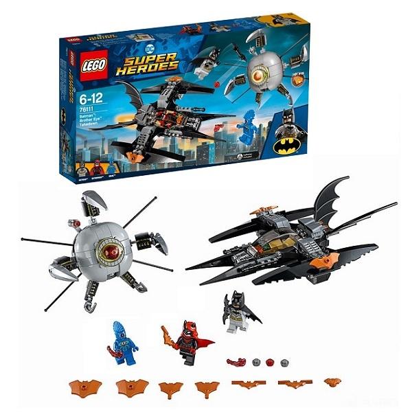 Lego Super Heroes - Бэтмен: ликвидация Глаза брата, 76111 Lego