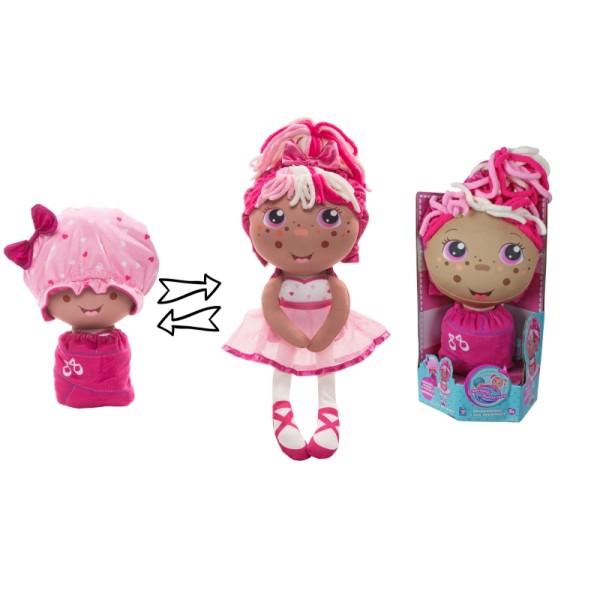 Мягкая игрушка Девчушка-Вывернушка Катюшка 2 в 1 38 см Т13635 1Toy