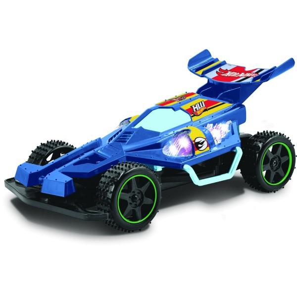 Багги на р/у, масштаб 1:18, синяя Т10977 Hot Wheels
