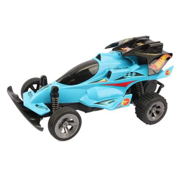 Багги на р/у, масштаб 1:20, синяя Т10980 Hot Wheels