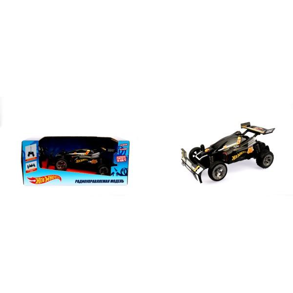 Багги на р/у, масштаб 1:20, чёрная Т10979 Hot Wheels