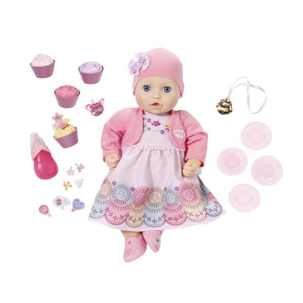Baby Annabell Кукла многофункциональная Праздничная, 43 см 700-600 Zapf Creation