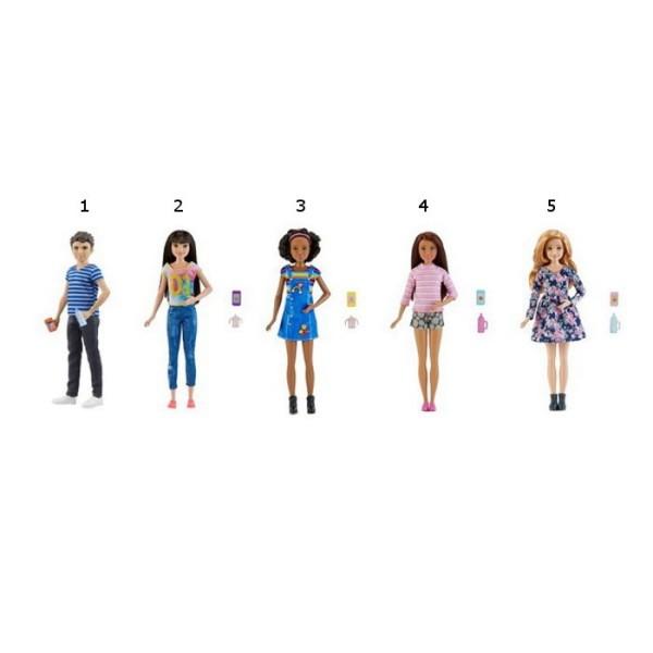 Куклы Barbie Няни FHY89 Mattel
