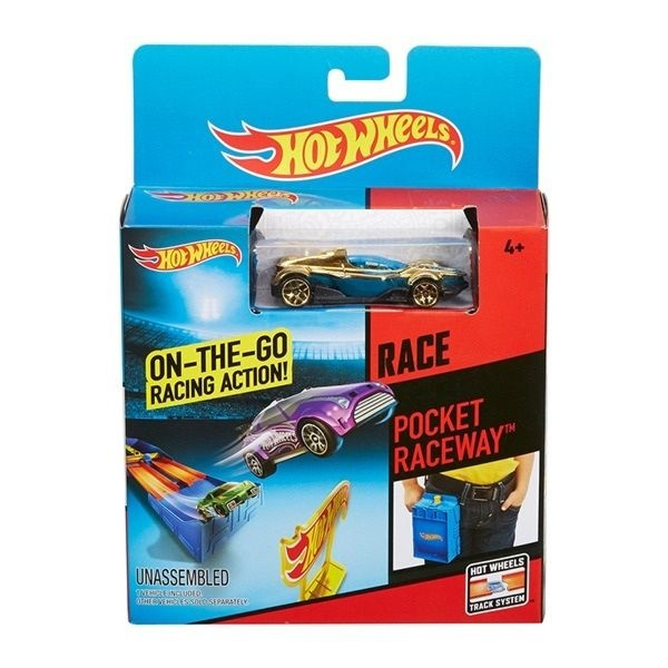Карманная трасса CKJ08 Hot Wheels