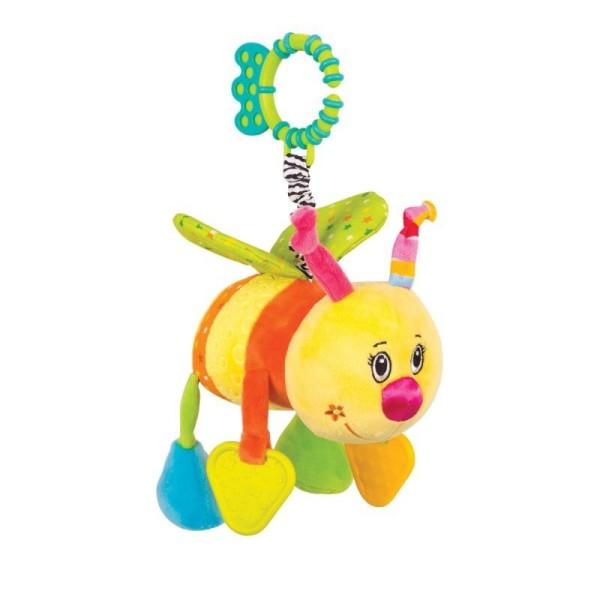 Игрушка-подвес Пчёлка Жу-жу, 14HS001PP Happy Snail