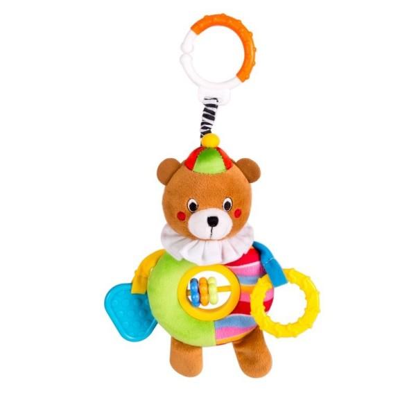 Игрушка-подвес Берни в цирке, 17HS019PCB Happy Snail