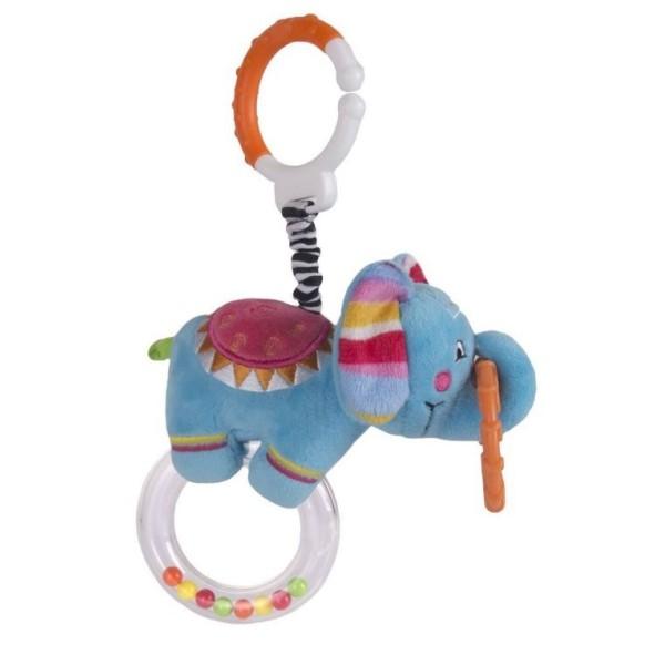 Игрушка-подвес Джамбо в цирке, 17HS018PCJ Happy Snail