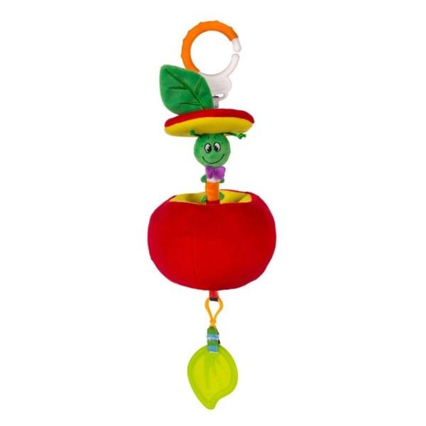 Игрушка-подвес Кто в яблоке живёт, 17HS02PA Happy Snail