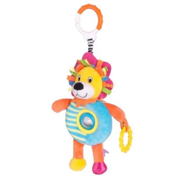 Игрушка-подвес Леон в цирке, 17HS017PCL Happy Snail