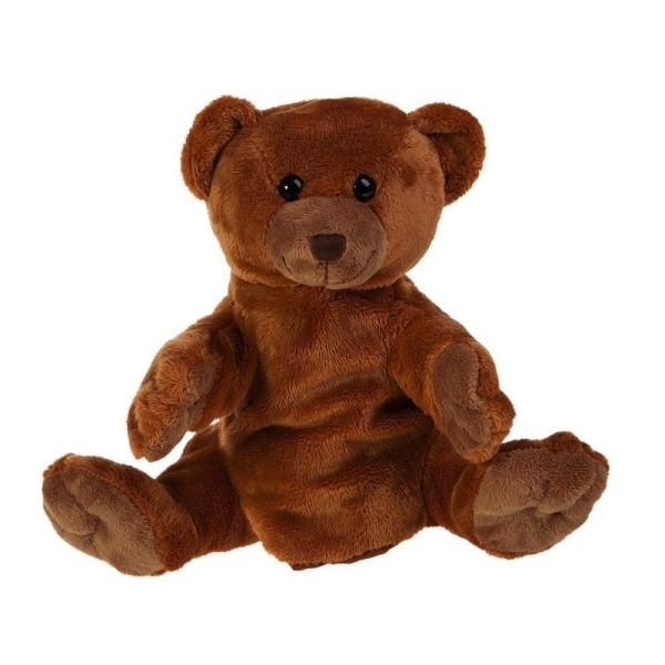 Игрушка-рукавичка Медведь 21-907762-4 Gulliver