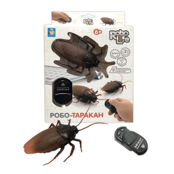 Робо-таракан на ИК управлении Т10902 1toy
