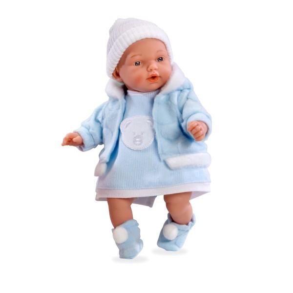 Мягконабивная кукла HANNE Elegance 28см Т59762 Arias