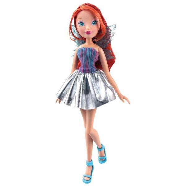Кукла Winx Club Рок-н-ролл, Блум, IW01591801 Winx Club