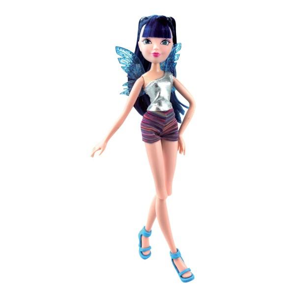Кукла Winx Club Рок-н-ролл, Муза, IW01591804 Winx Club