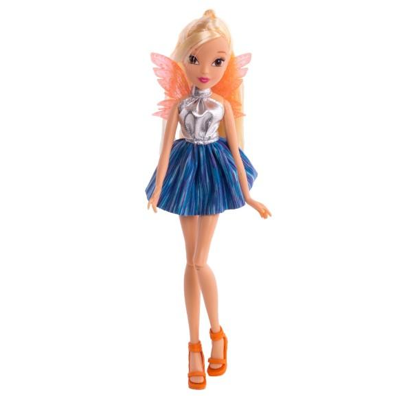 Кукла Winx Club Рок-н-ролл, Стелла, IW01591803 Winx Club
