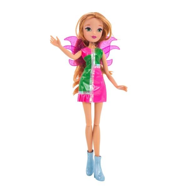 Кукла Winx Club Твигги, Флора, IW01601802 Winx Club