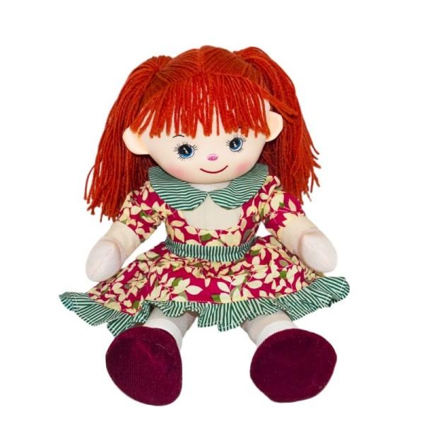 Мягкая кукла Рябинка, 40 см, 30-BAC8039-40 Gulliver