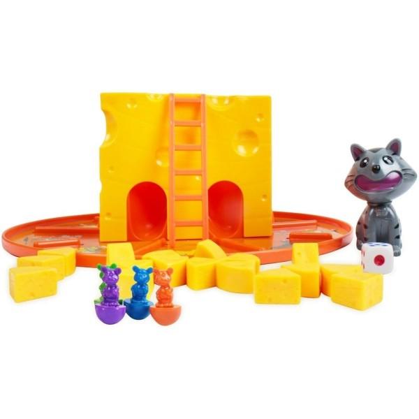 Игра настольная ИГРОДРОМ Кошки-Мышки, Т13555 1toy
