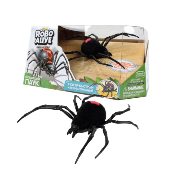 Интерактивная игрушка Робо- Паук Robo Alive Т13695 1Toy