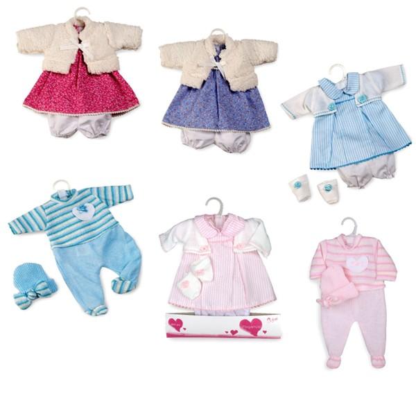 Набор одежды для куклы Elegance 42 см 6 видов Т13750 Arias