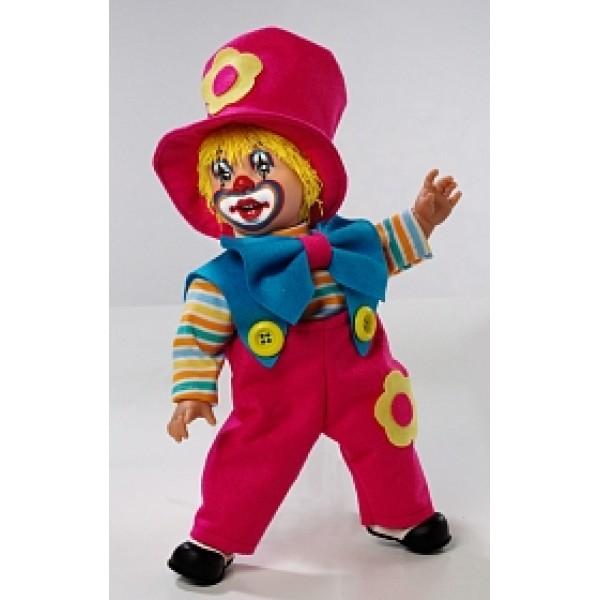 Кукла Клоун 38 см Т59767 Arias Elegance