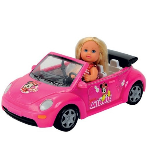 Еви Minnie Mouse кабриолет, 5747742 Simba