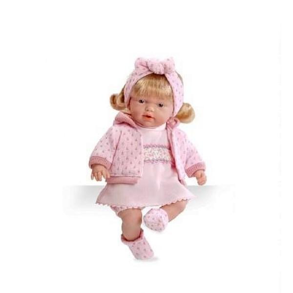 Мягкая функциональная кукла Elegance 26см Т58639 Arias