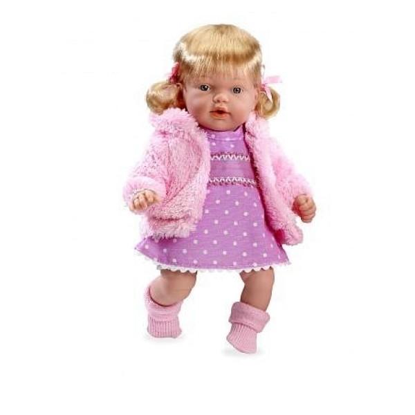 Мягкая функциональная кукла Elegance - Hanne 28 см Т59779 Arias