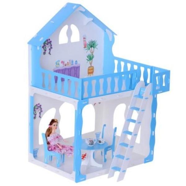 Домик для кукол Марина 000266 KRASATOYS