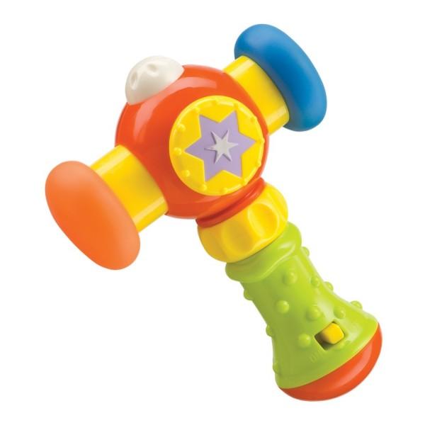 Игрушка Музыкальный молоточек MAGIC HAMMER 330067 HAPPY BABY