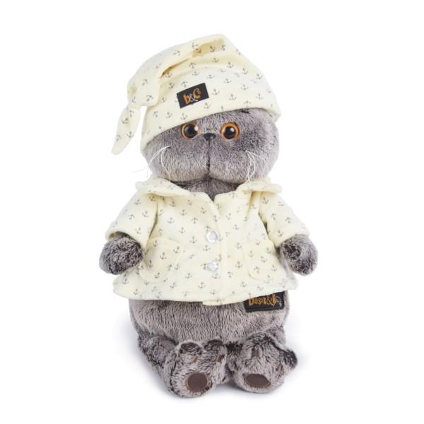 Мягкая игрушка Басик в пижаме 22см, BUDI BASA Ks22-024