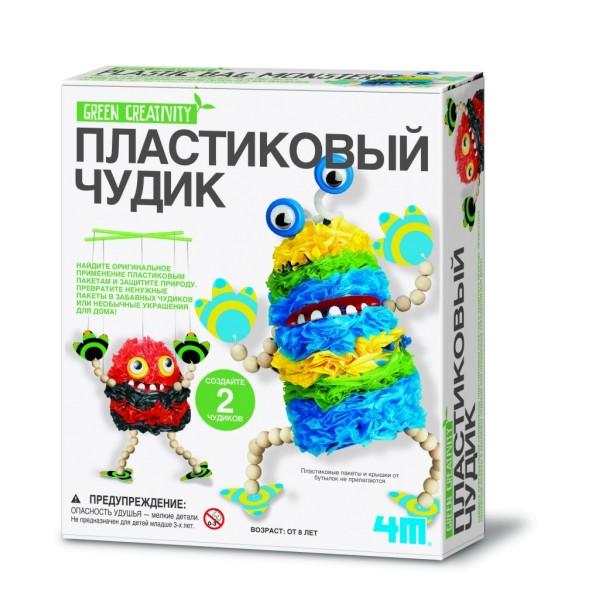 Набор Пластиковый чудик 00-04580 4M