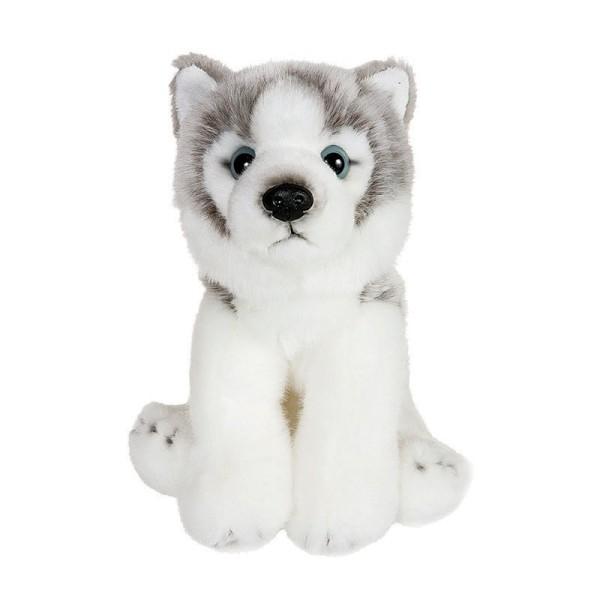 Мягкая игрушка Хаски 23 см 50-84402H Gulliver