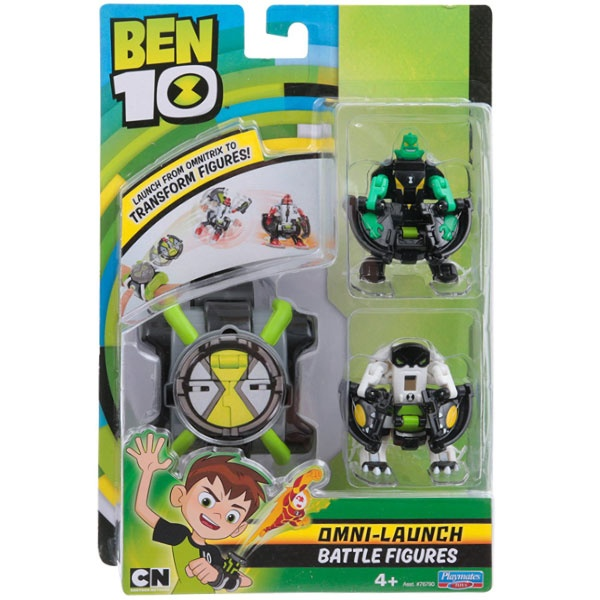 Набор Ben 10 – Омнизапуск Алмаз и Ядро 76793 Playmates