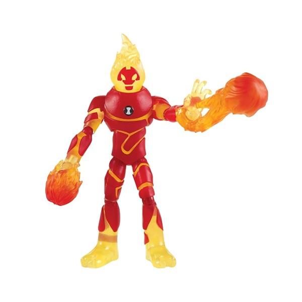Фигурка Ben10 – Человек-огонь, 12,5 см 76102 Playmates