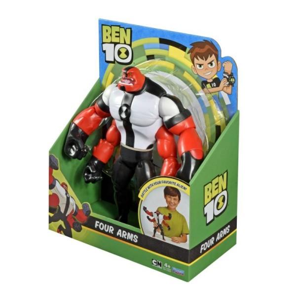 Фигурка Ben 10 – Силач 28 см 76653 Playmates