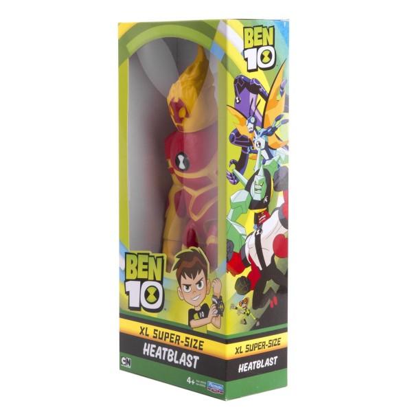 Фигурка Ben 10 – Человек-огонь XL 76702 Playmates
