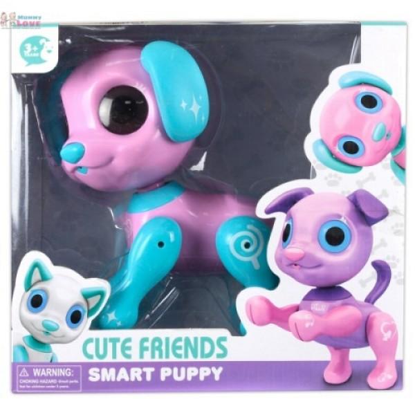 Интерактивная игрушка Робо- пёс розовый Т14336 1 Toy