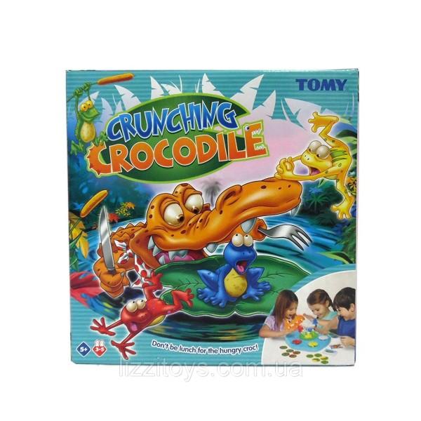 Настольная игра Берегись Крокодила!