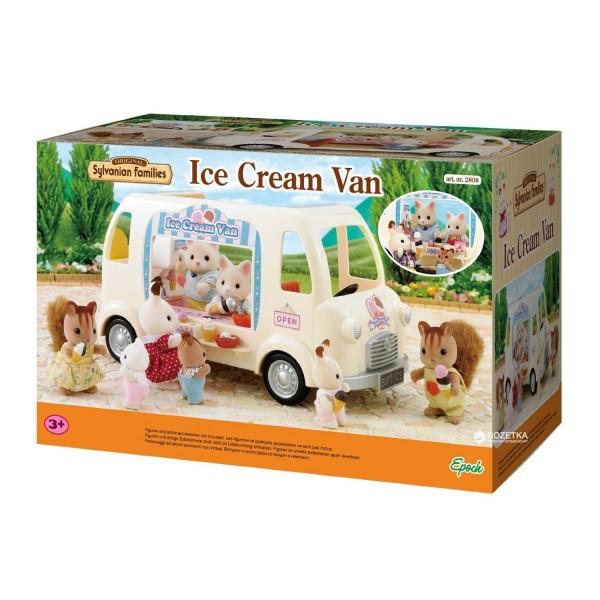 Набор Фургон с мороженым 2808 Sylvanian Famillies