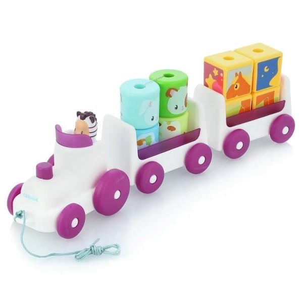 Каталка игрушка Паровозик 211216 Smoby