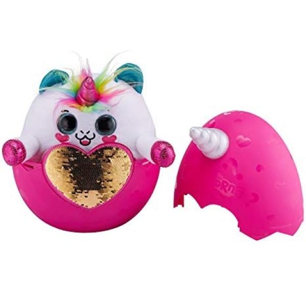 Плюшевая игрушка сюрприз RainBocoRns в яйце Т15683А ZURU