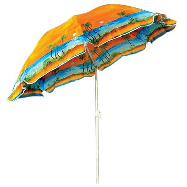 Зонт пляжный с наклоном Greenhouse UM-T190-2/180in