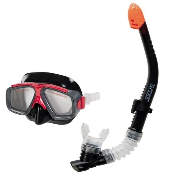 Набор для подводного плавания SURF RIDER (маска 55975, трубка 55928)  55949in INTEX