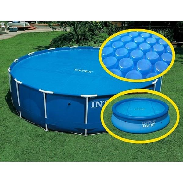 Тент солнечный для бассейнов 29021 INTEX