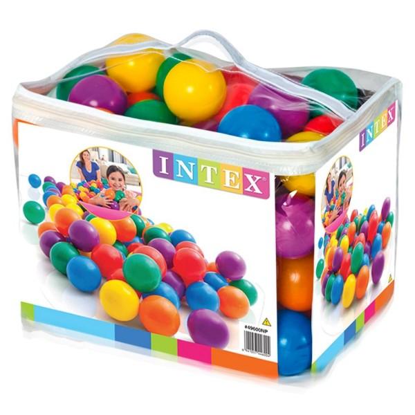 49600 INTEX Набор мячиков в сумке