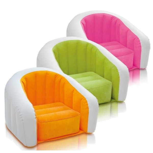 68571 INTEX Кресло Cafe Club Chair, флок