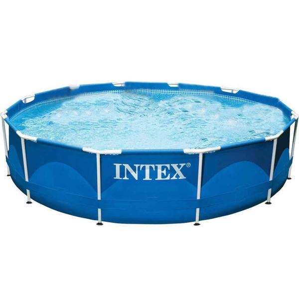 Бассейн METAL FRAME 28210 INTEX