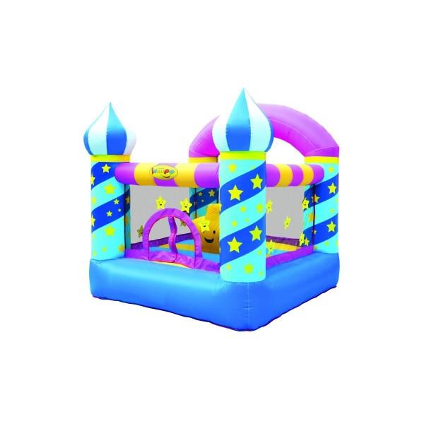 Батут надувной Волшебный замок Jumpo 62085in